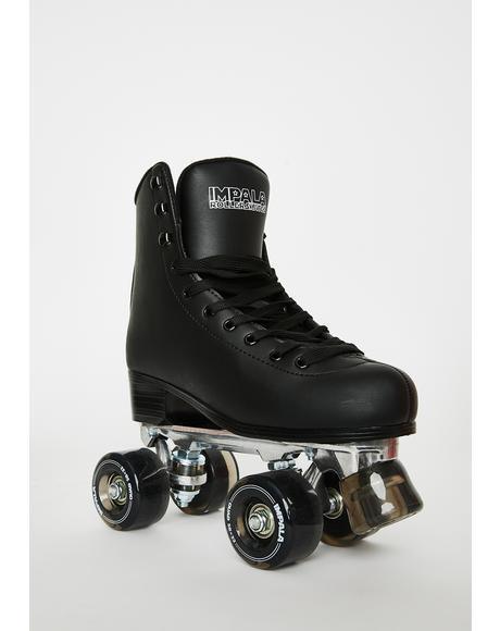 Black Impala Quad Skates