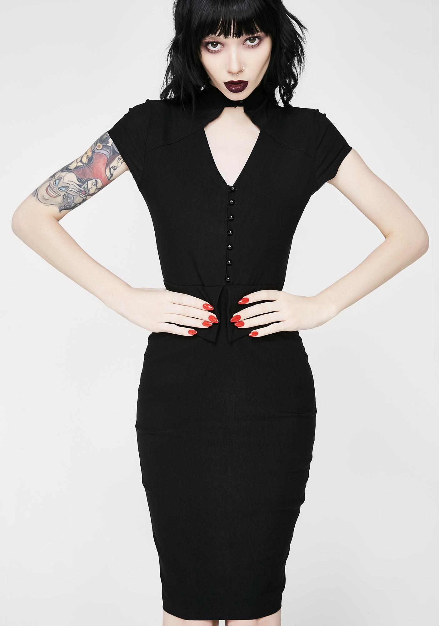 Killstar Parlor Pinup Dress
