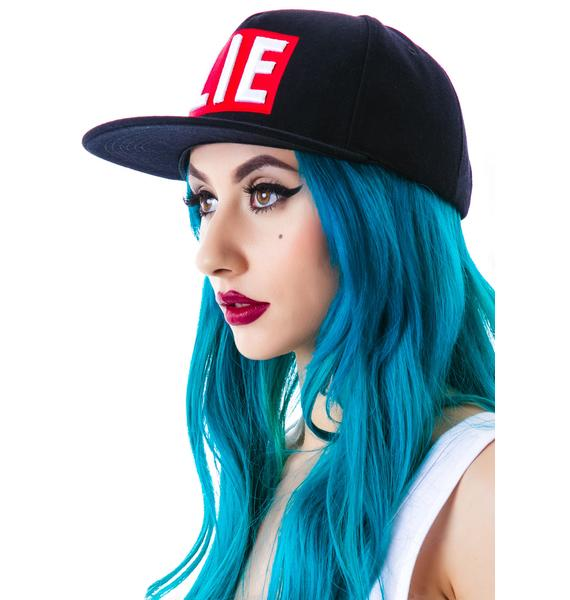 Bad Acid Lie Snapback Cap