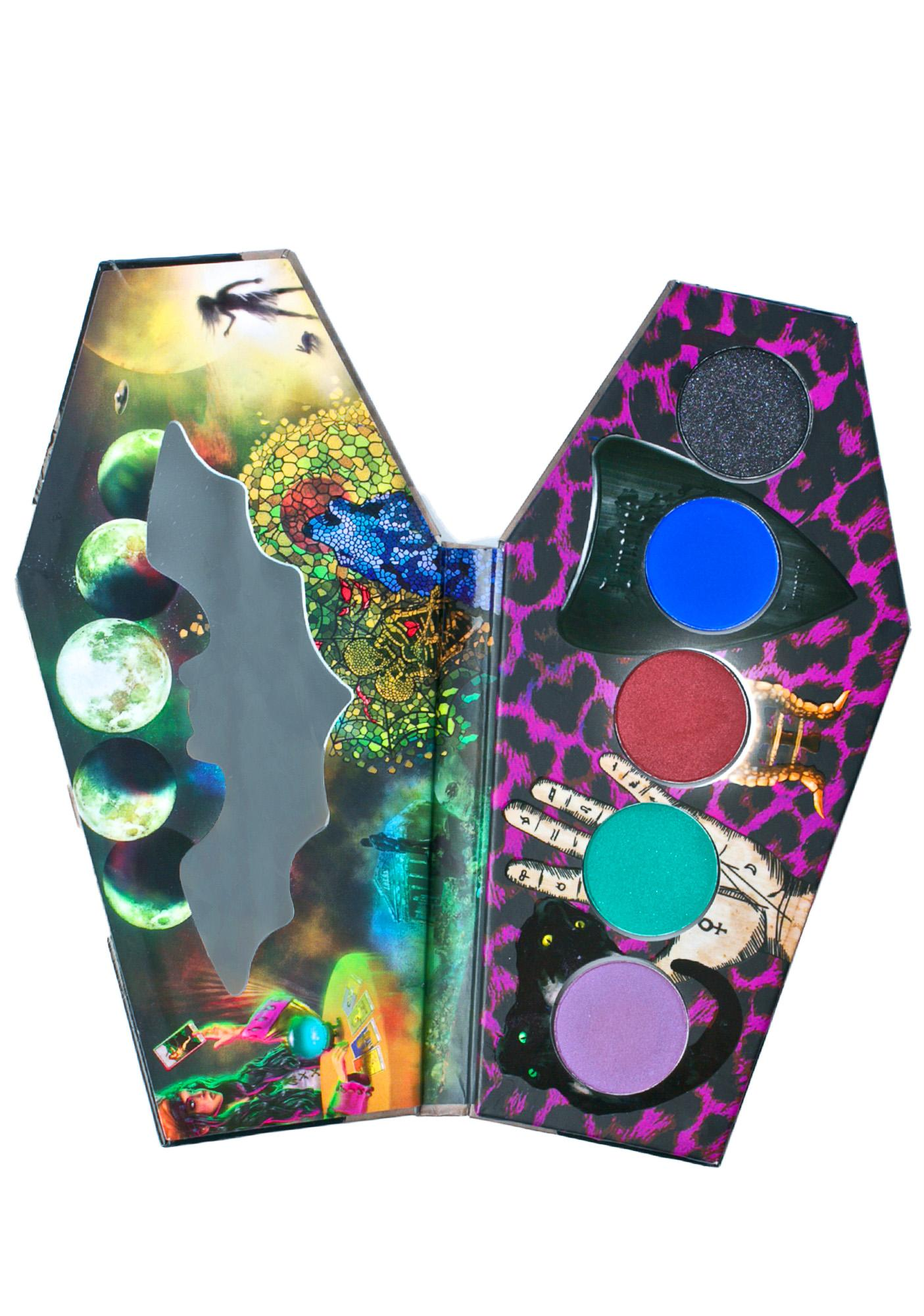 Lunatick Cosmetic Labs Zombie Defense Eye Shadow Palette