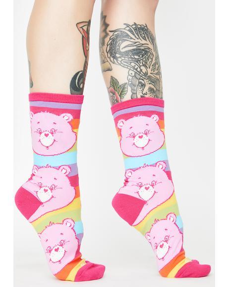 Cheer Crew Socks