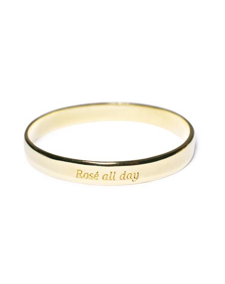 Ros� All Day Booyah Bangle