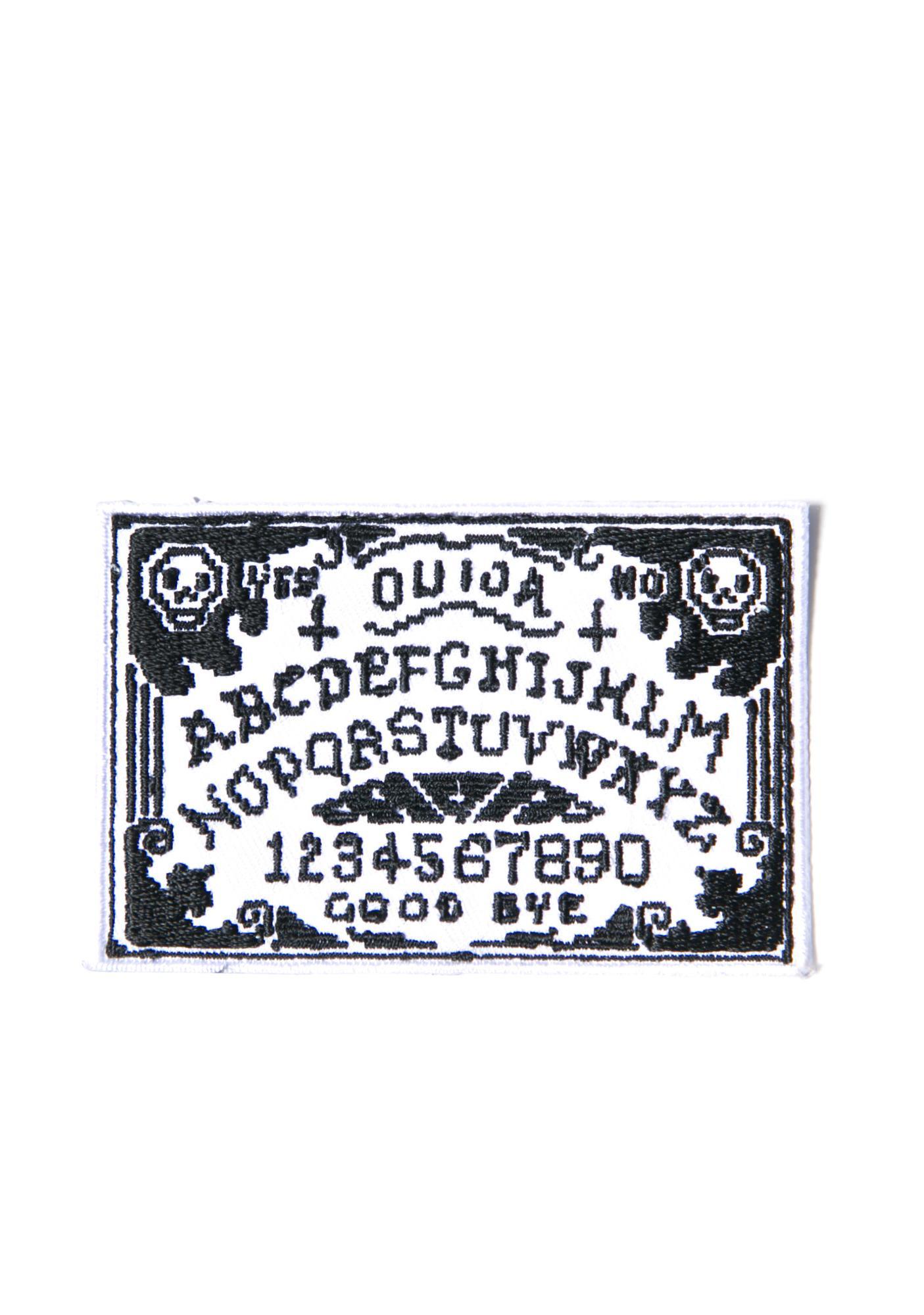Ouija Yer Mind Patch