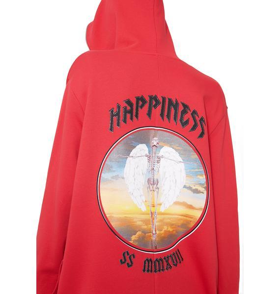 Happiness Funky Gal Hoodie