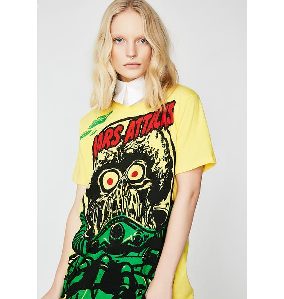 Martian Mayhem Tee