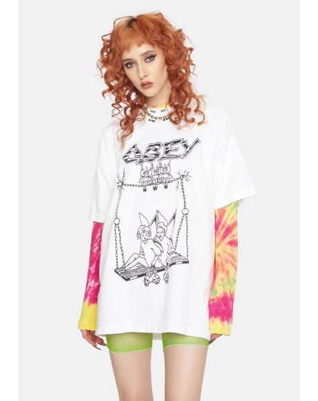 Cast Out Graphic Tee