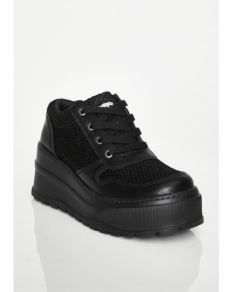 Cosmic Platform Sneakers