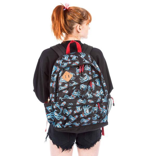 Eyeball Backpack