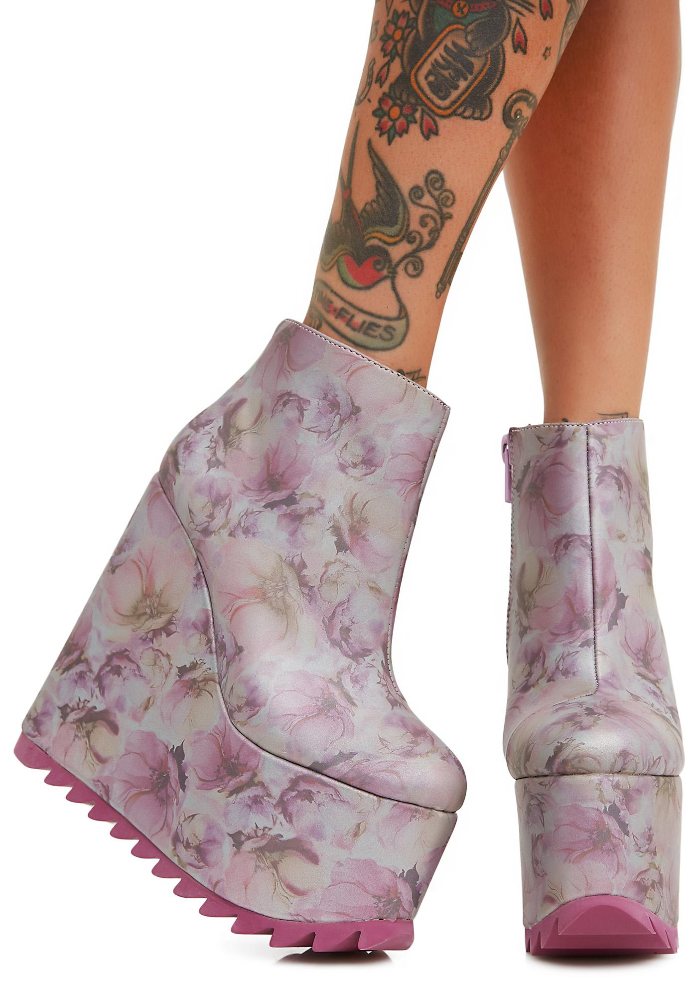 Y.R.U. Dimension Platform Wedges