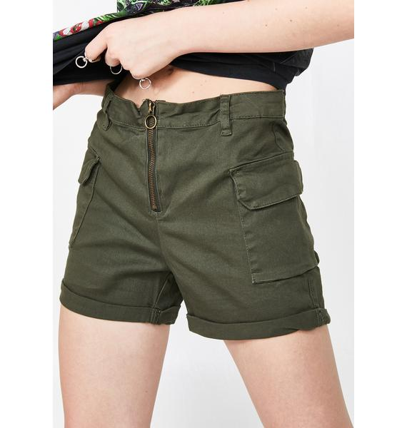 Dayz Off Cargo Shorts