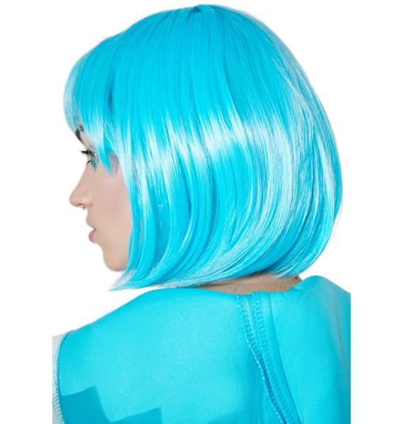 Cyber Dreamz Dual-Style Wig