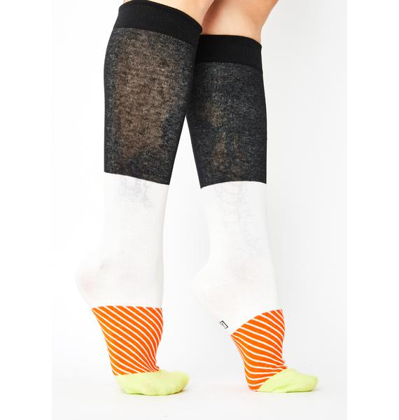 Letz Roll Sushi Socks