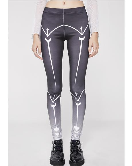 Lunar Alignment Leggings