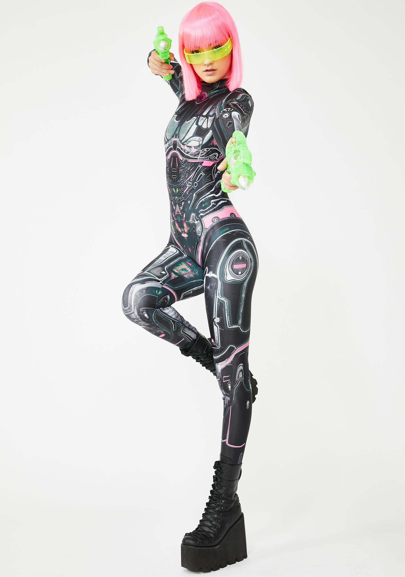 Badinka Bionic Costume