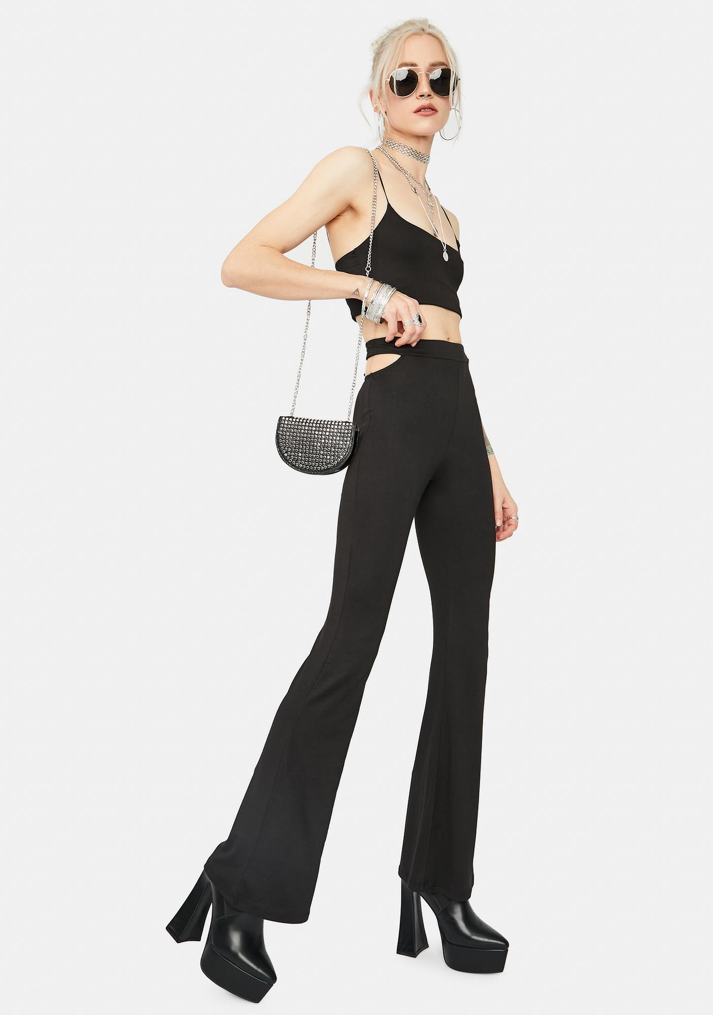 Carried Away Cut Out Flares