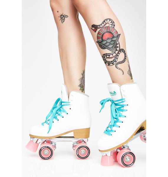 Impala Rollerskates White Roller Skates