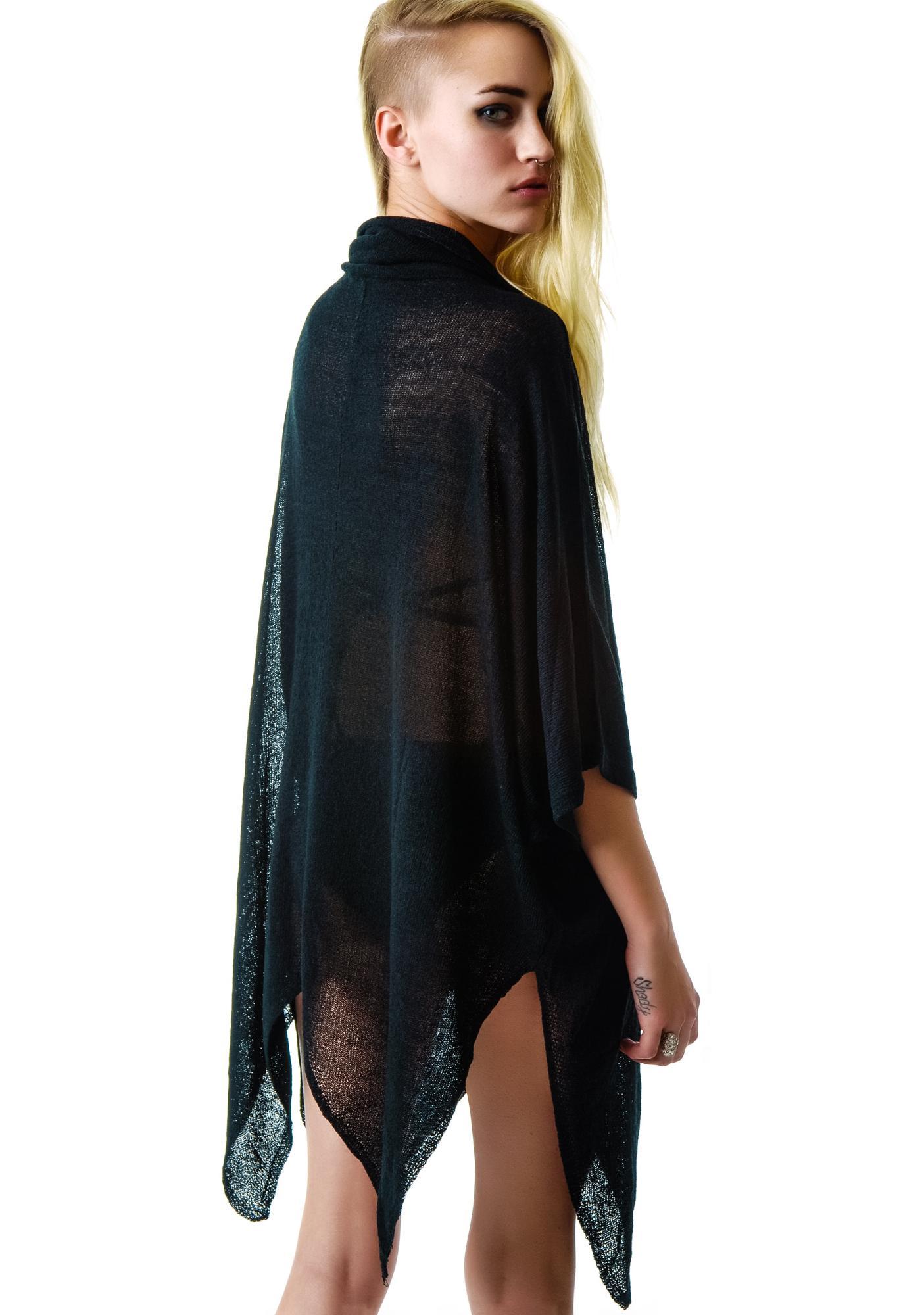 Widow Ghostly Sweater