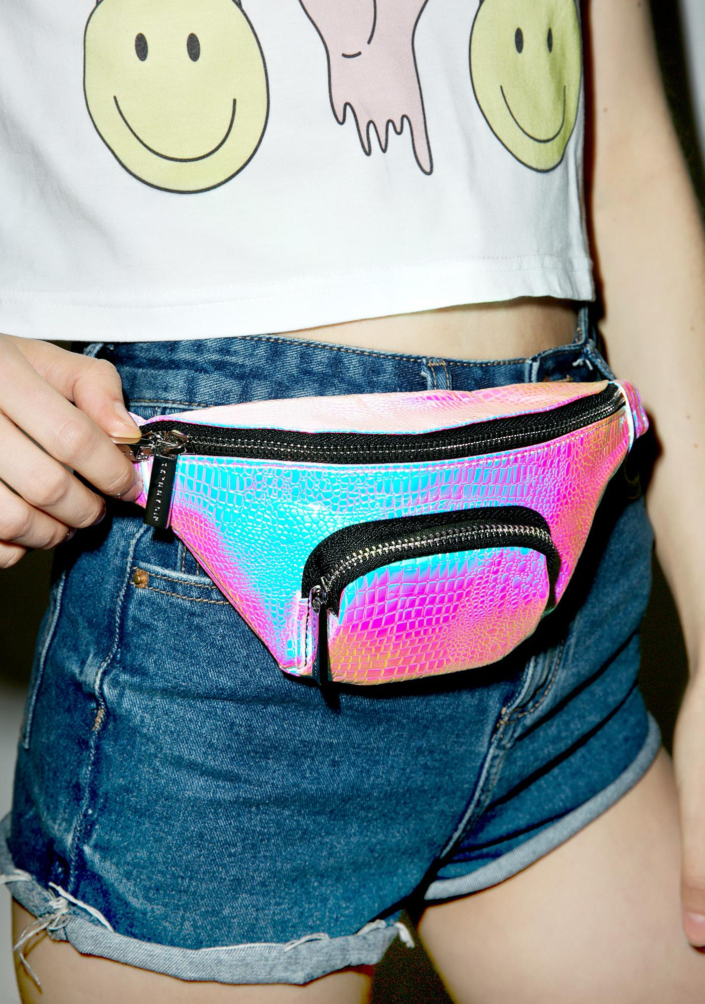 Skinnydip Cosmo Fanny Pack