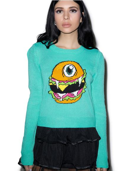 Cycloburger Sweater