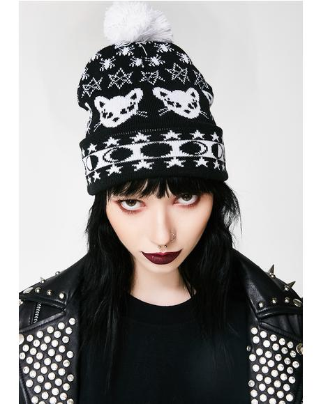 Witchy Woman Beanie