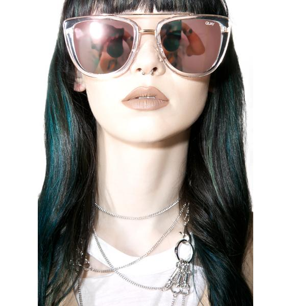 Quay Eyeware French Kiss Sunglasses
