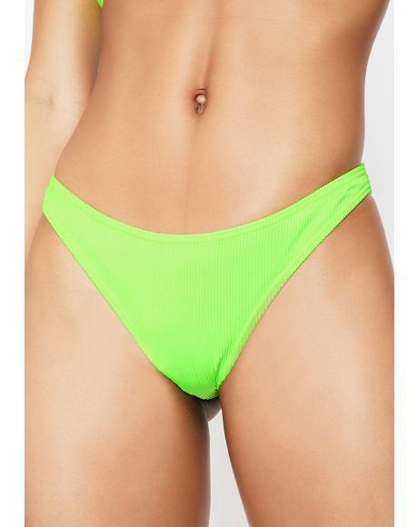 Atomic Splash Low Rise Bikini Bottoms