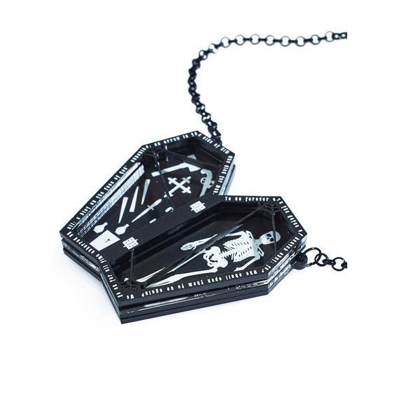 The Vampire Hunter Necklace