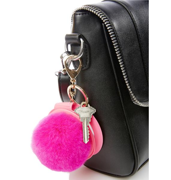 Fluff N Touch Up Keychain