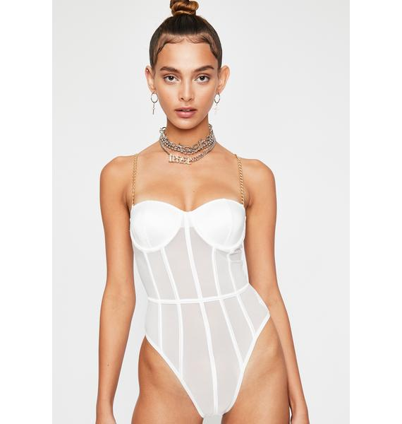 Pure Deadly Sin Caged Bodysuit