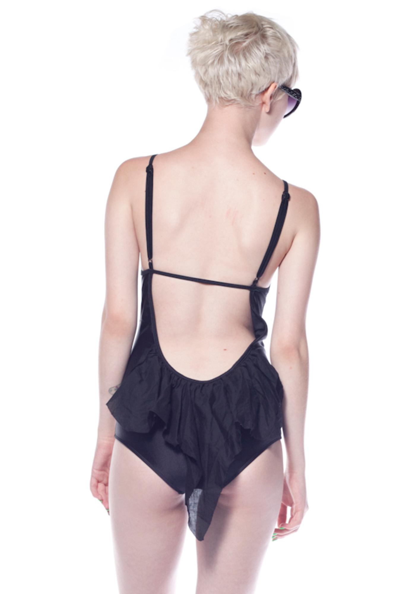 One Teaspoon Park Avenue One Piece