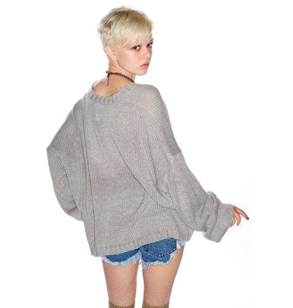 One Teaspoon Taylor Knit Sweater