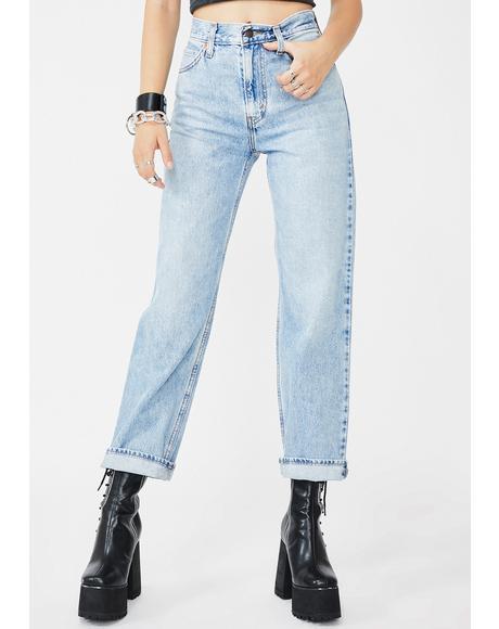 Charlie Boy Dad Jeans