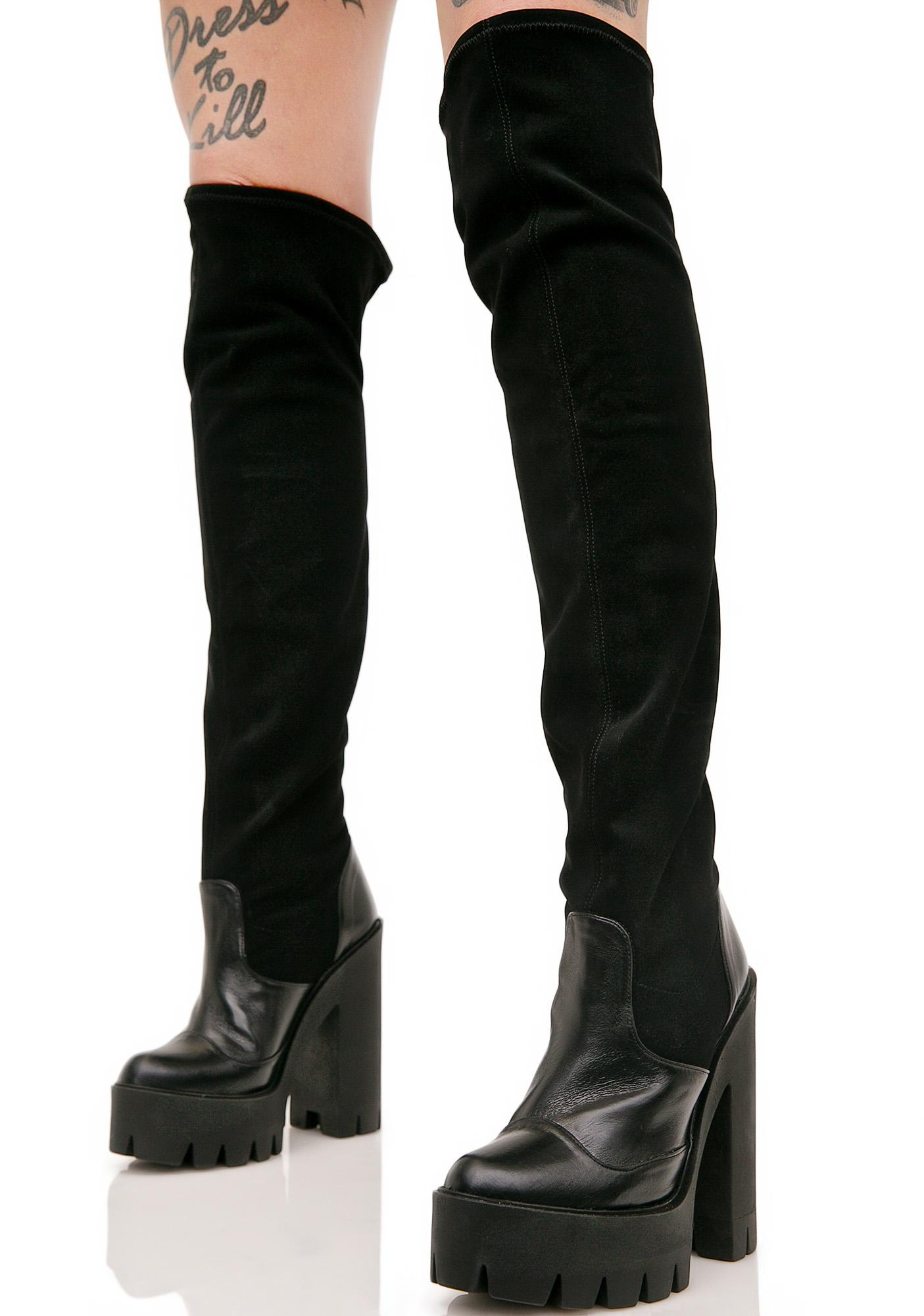 Stiù Remington Knee High Boots