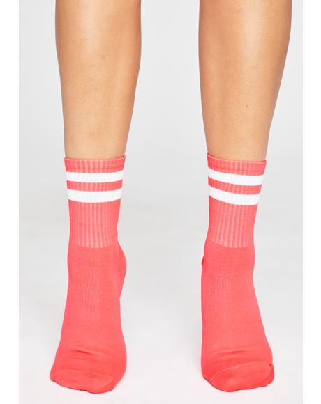 Baesic Team Player Varsity Socks
