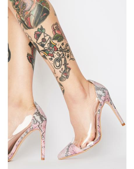 Potion Stiletto Heels