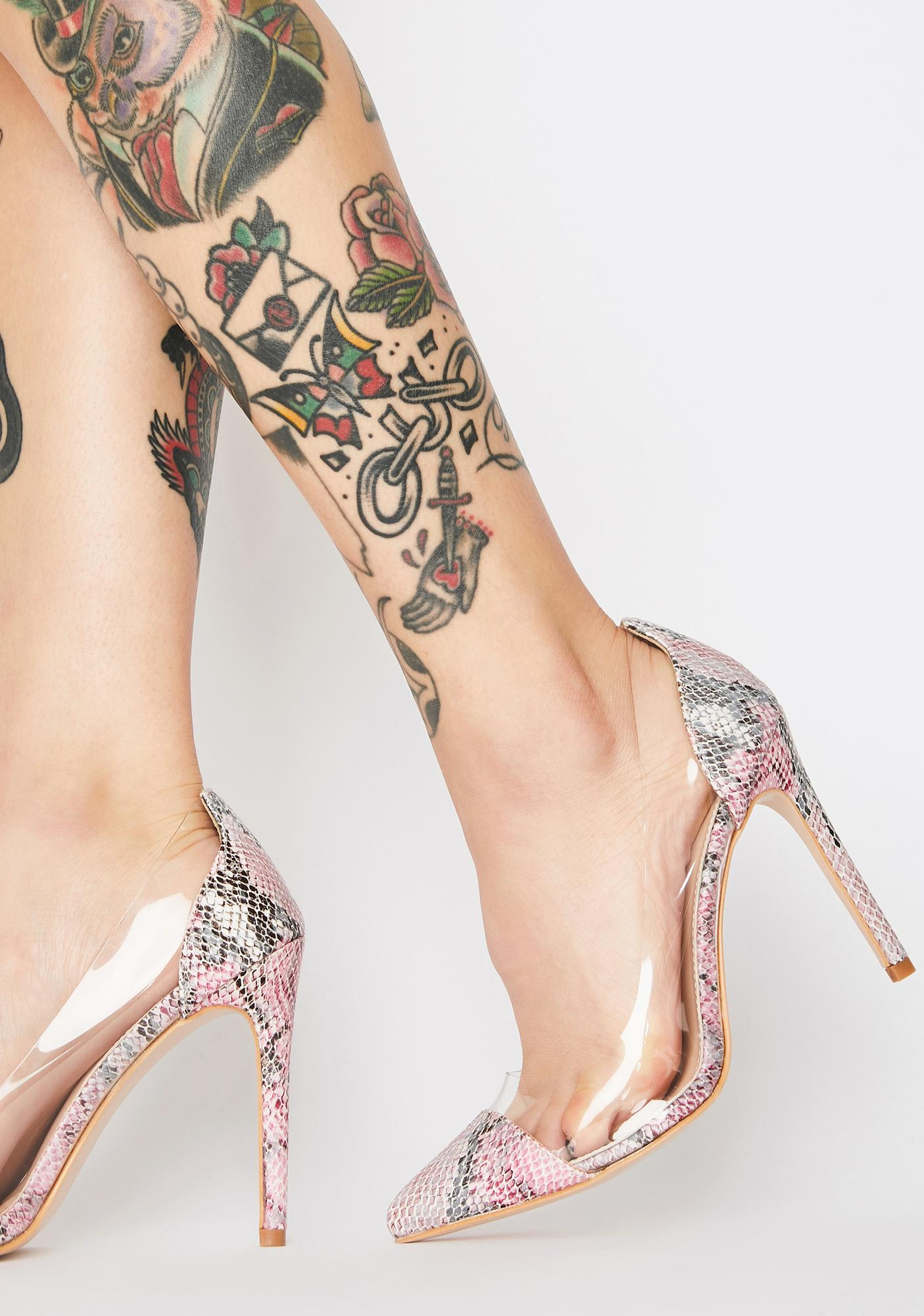 Public Desire Potion Stiletto Heels