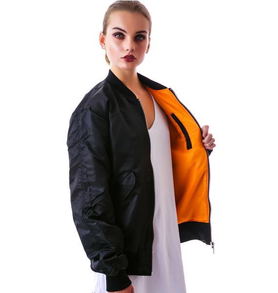 Long Clothing Owsla MA1 Jacket