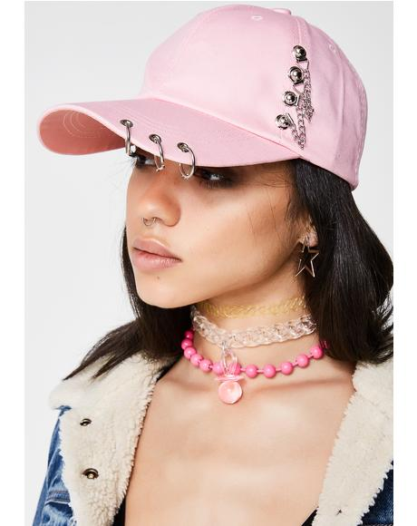 Bad B Pierced Hat