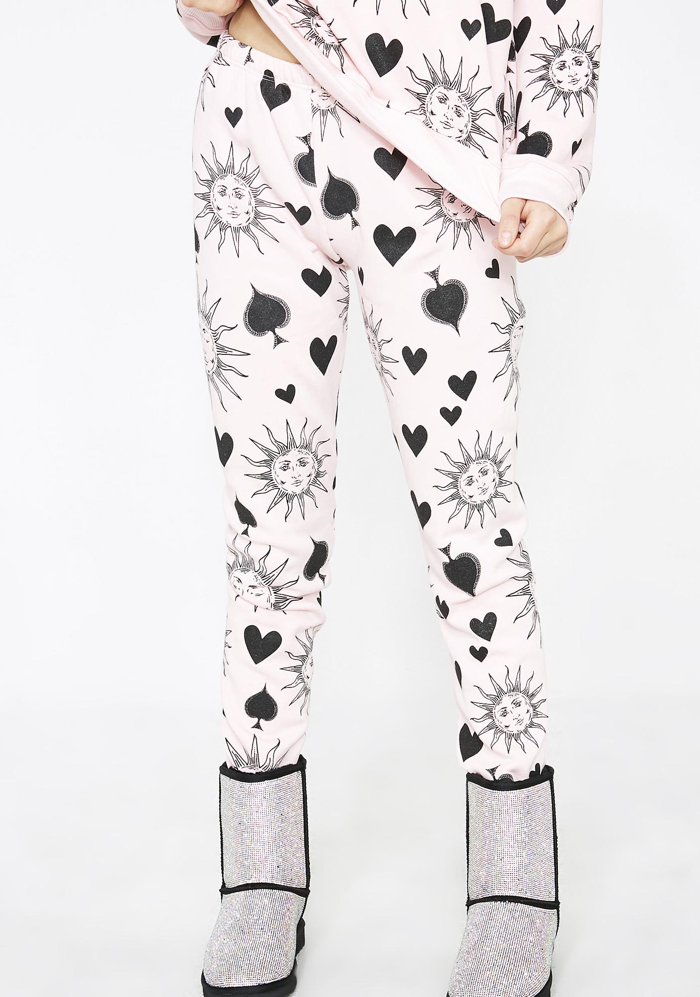 Wildfox Couture Ace Of Spades Knox Pants