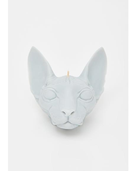 Sphynx Cat Soy Candle