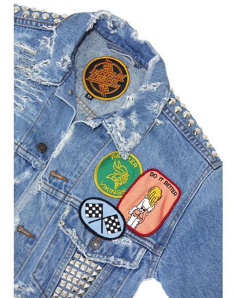 Hellion Jacket