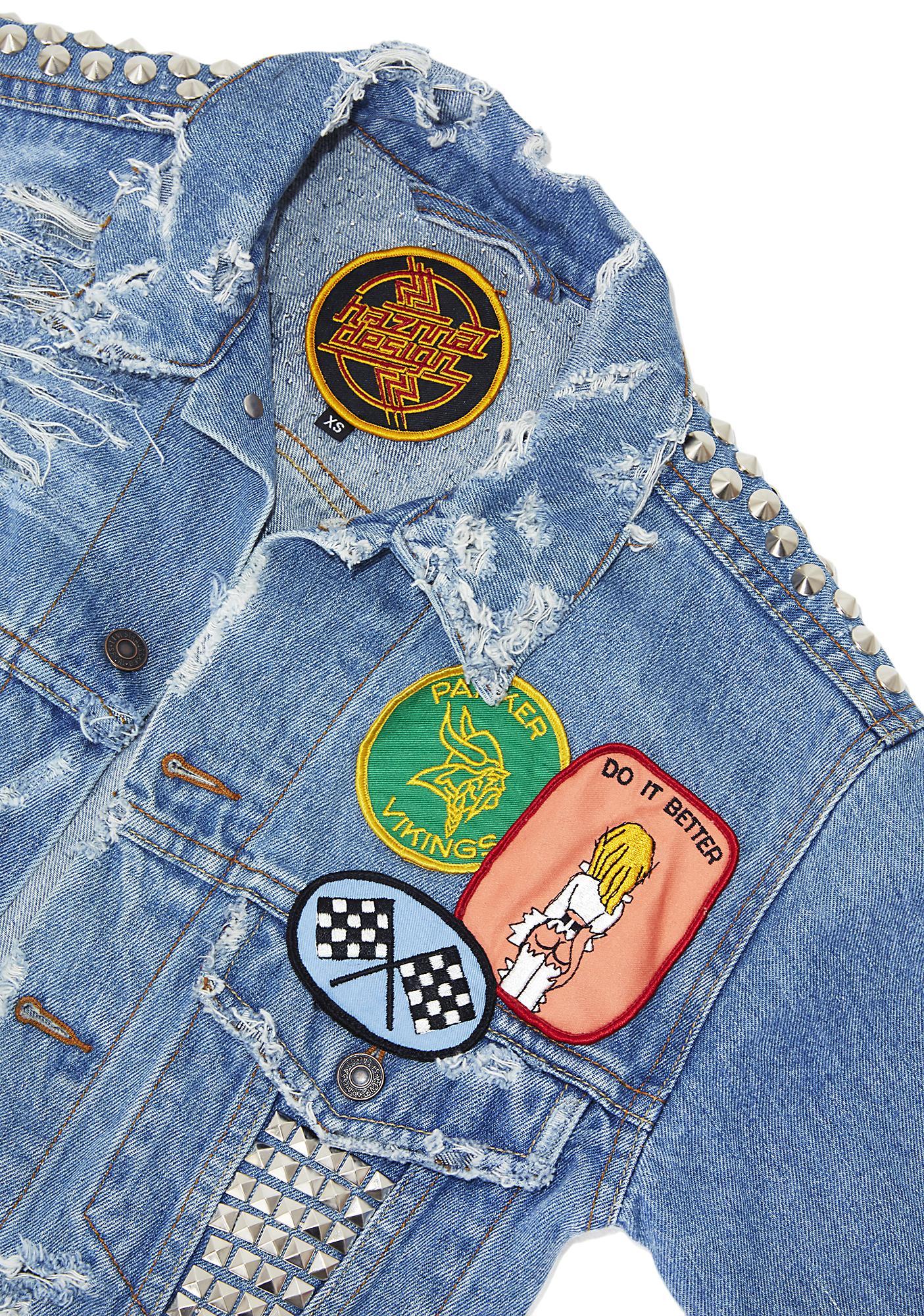 Hazmat Design Hellion Jacket