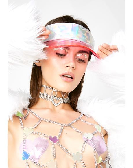 Aurora Holographic Visor