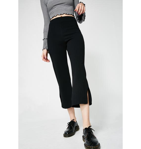 Walk Away Cropped Pants