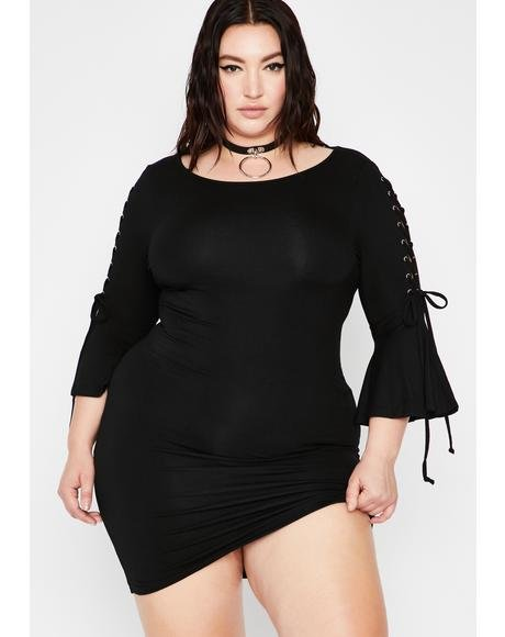 Bewitched Bish Mini Dress