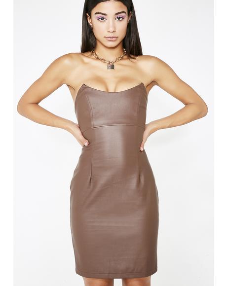 Lourdes Bodice Dress
