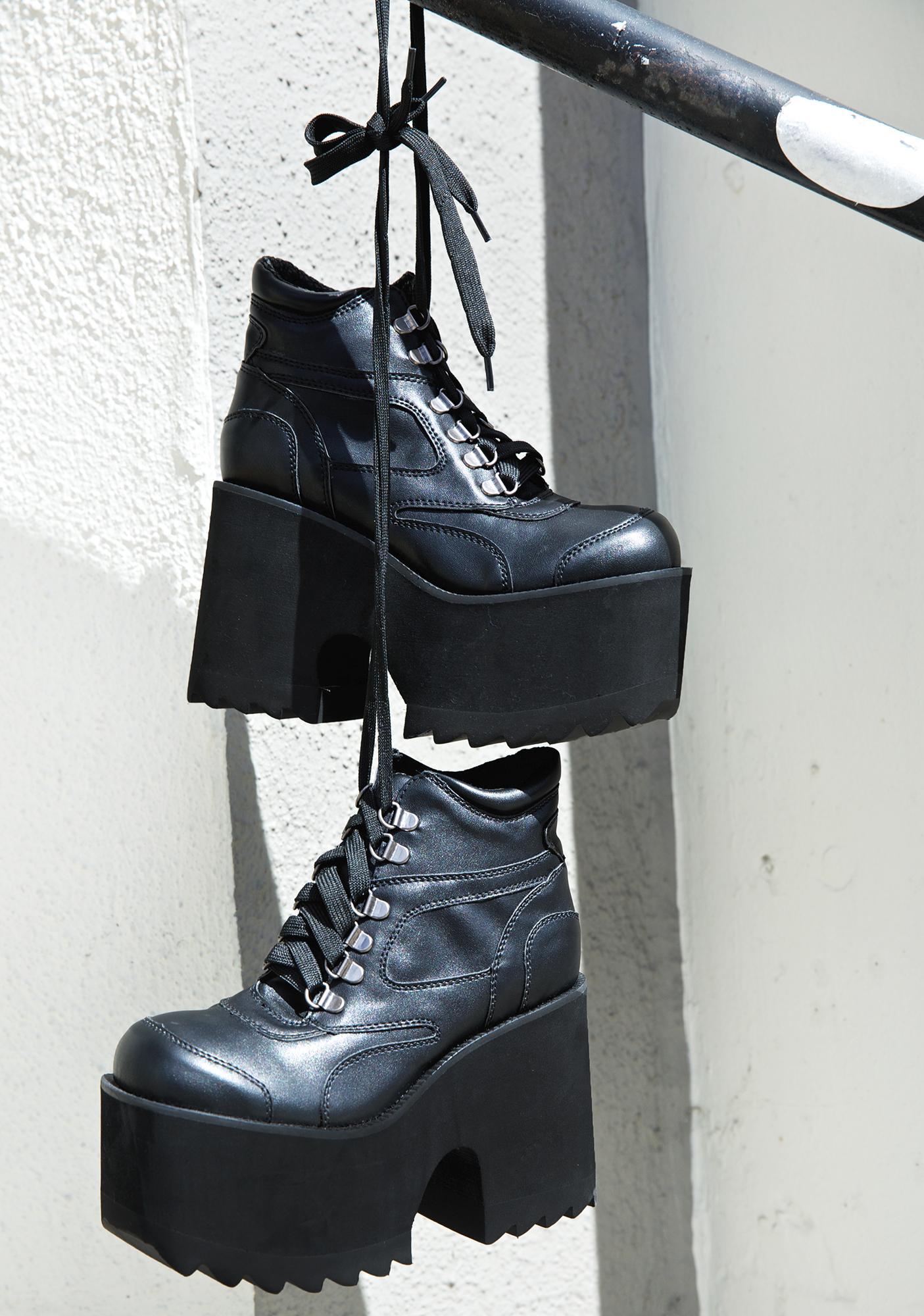 Current Mood Code Boots
