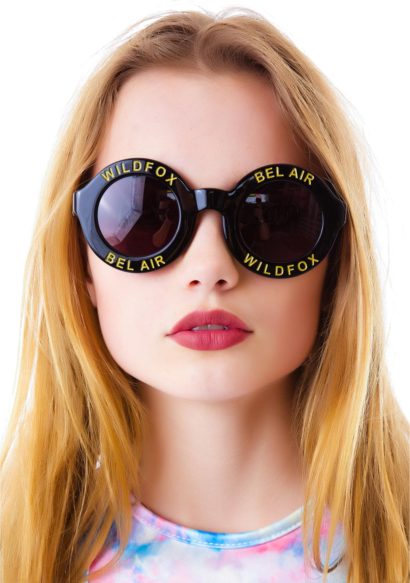 4543f4c738d Wildfox Couture Bel Air Sunglasses ...
