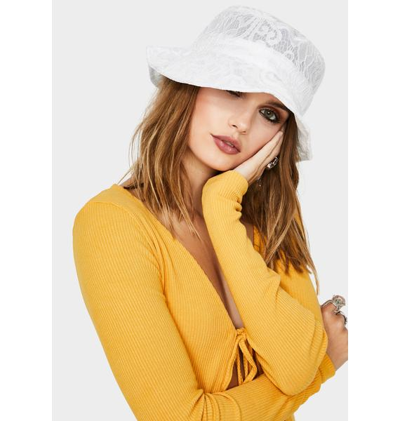 Blanc Making Memories Bucket Hat