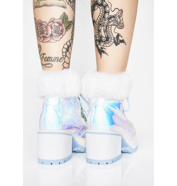 Club Exx Snow Blazin' Hiker Boots